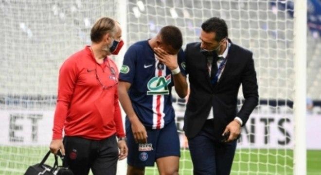 PSG x Saint-Étienne - Mbappé