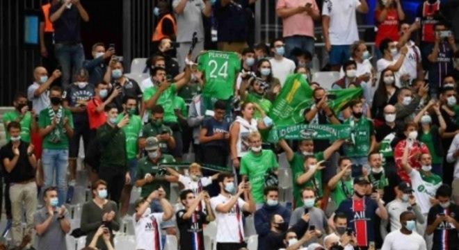 PSG x Saint-Étienne - Torcida