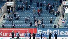 Alemanha volta a liberar torcedores em estádio após 4 meses