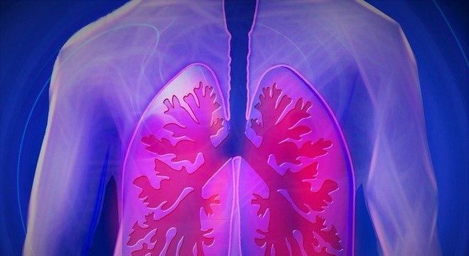 Doença afeta o pulmão, levando paciente a ser internado com frequência