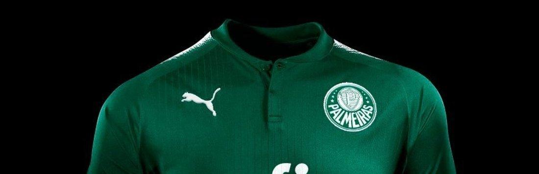 A Puma promete levar o Palmeiras para o mundo