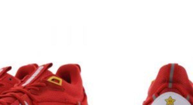 Puma vai lançar tênis comemorativo dos 35 anos de Super Mario
