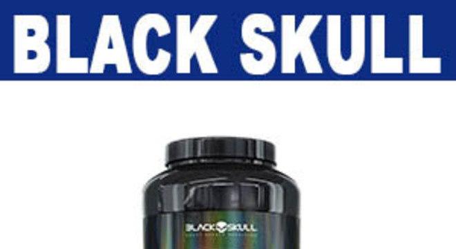 Pure Casein 907g - Black Skull