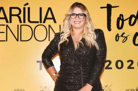 Marília Mendonça tem adotado rotina de dieta