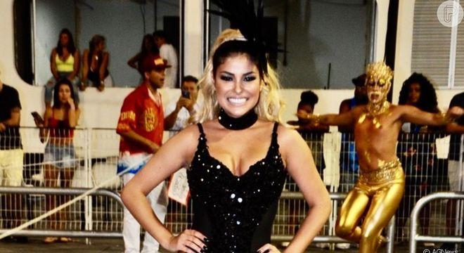 Munik Nunes será musa da escola paulistana que desfila no Grupo Especial em 2020