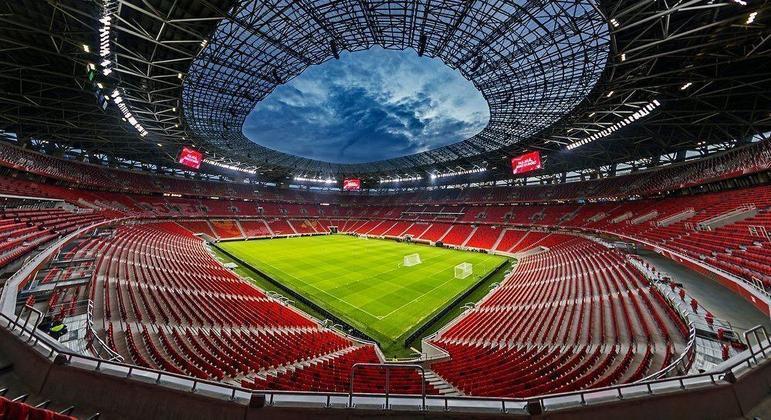 A Puskàs Arena de Budapest, Hungria