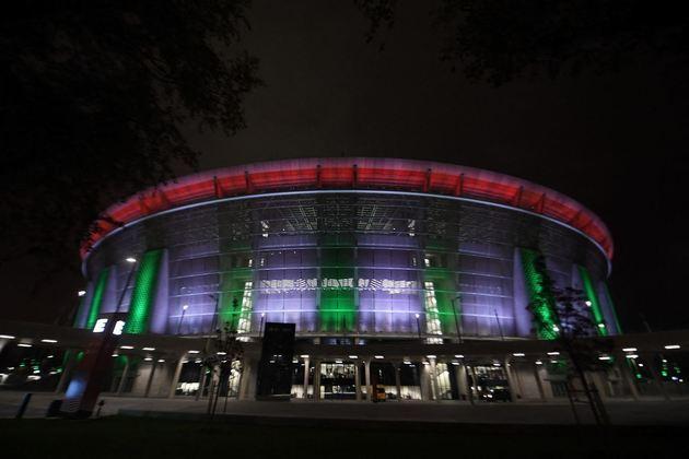 Puskás Arena, em Budapeste, na Hungria.