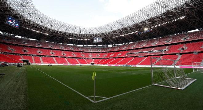 Estádio sera palco da final entre Bayern de Munique e Sevilla