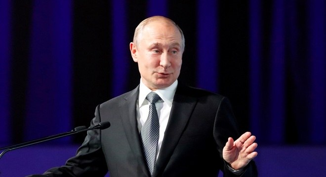 Putin propôs que a Duma vote a candidatura do primeiro-ministro