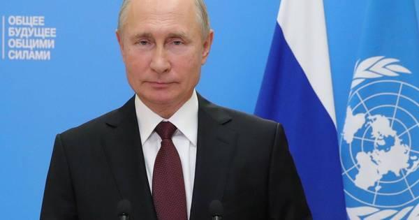 Putin não vai parabenizar vencedor nos EUA até confirmação oficial