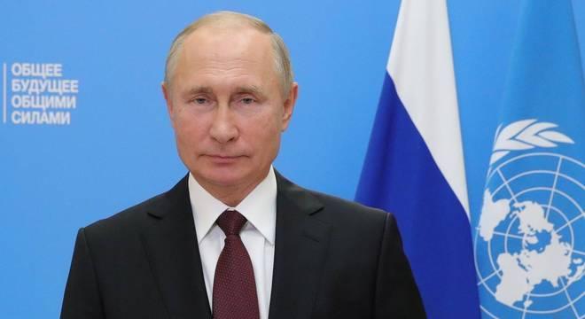 Putin disse que a segurança da Rússia não será afetada se tratado não for estendido
