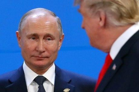 Rússia saiu de pacto de controle de armas
