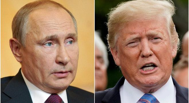 Vladimir Putin, da Rússia, alertou sobre piora das relações com EUA