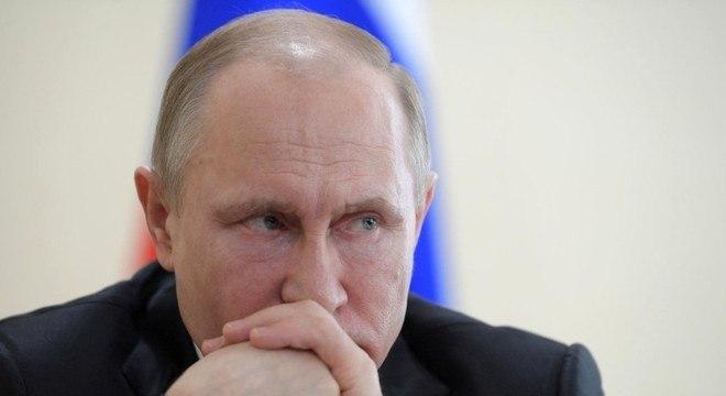 Putin prevê caos mundial em caso de novos ataques à Síria