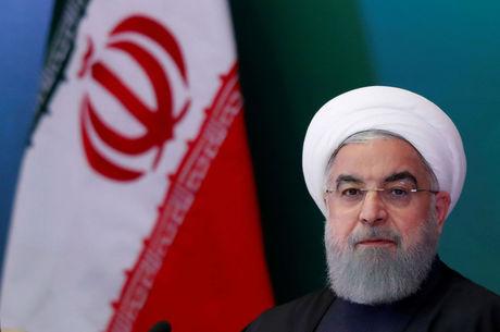 Putin fez a declaração ao presidente do Irã, Hassan Rouhani