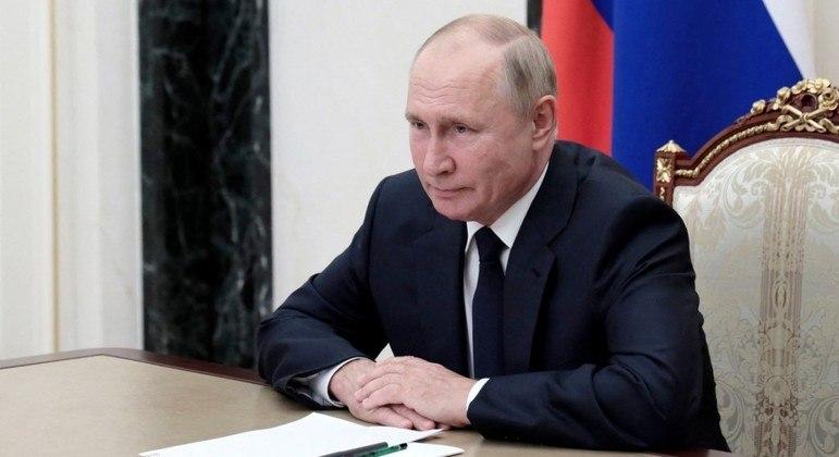 Putin foi o único líder a citar o Afeganistão no discurso de abertura da 13ª Cúpula do Brics