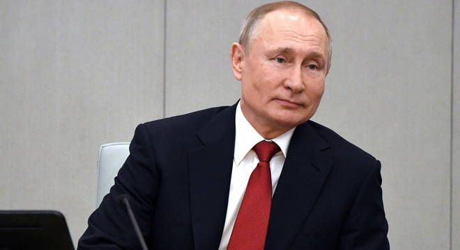 Vladimir Putin anunciou uma série de medidas econômicas contra os efeitos da covid-19