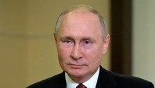 Putin diz que dezenas de pessoas de seu entorno pegaram covid
