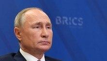 Putin parabeniza Biden por vitória nos EUA, diz Kremlin