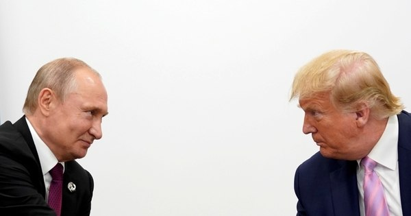 Rússia está interferindo nas eleições dos EUA em 2020, diz relatório