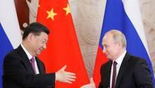 Xi e Putin inauguram projeto para construir 4 reatores nucleares
