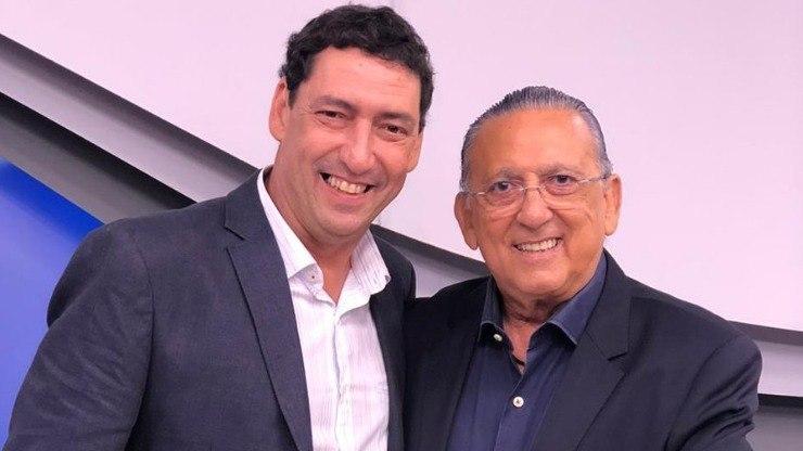 O comentarista Paulo Vinicius Coelho já usa 'Neo Química Arena' na CBN