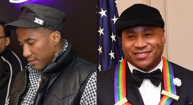 Wow: LL Cool J e Q-Tip estão gravando músicas novas juntos
