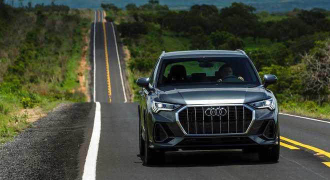 A Audi divulgou hoje (22), que SUV premium Q3 terá uma série especial limitada a 100 unidades.