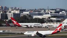 'Voo para lugar nenhum' na Austrália esgota em 10 minutos