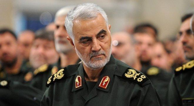 Qasem Soleimani comandava as Forças Quds, unidade de elite da Guarda Revolucionária do Irã