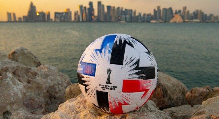A bola oficial da Copa do Qatar