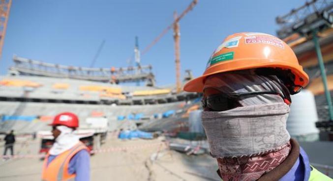 Condições de trabalho já foram motivos de críticas ao governo do Qatar