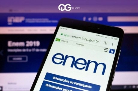 Inep altera data do Enem Digital