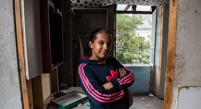 Grávida de 5 meses, Graziele morou um ano na ocupação Rio Branco