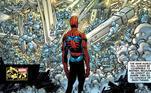 A Marvel publicou uma edição especial da revista do Homem-Aranha, em 2001, mostrando o herói lidando com os ataques do 11 de Setembro. Nesta HQ, a sensação do Aracnídeo é também de frustração por não ter conseguido impedir a catástrofe terrorista