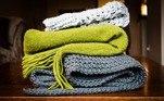O cachecol, muito usado para espantar o frio, tem 34,13% do seu preço consumido por tributos.