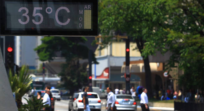 OMS: mais de 50 mil morrem todos anos no Brasil vítimas da poluição atmosférica