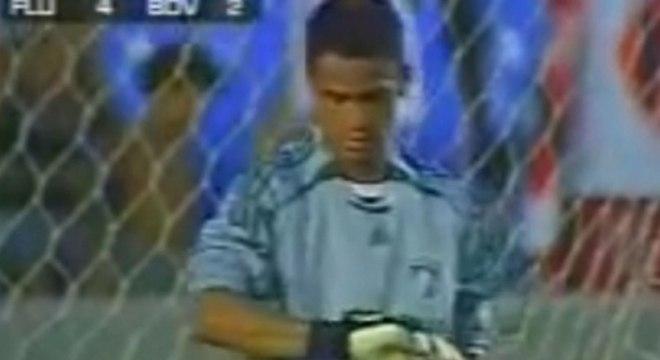 Quando defendia o Fluminense, Cicero teve de ir para o gol nos minutos finais da partida contra o Boavista, pela Taça Rio de 2007. Na ocasião, o goleiro Fernando Henrique come