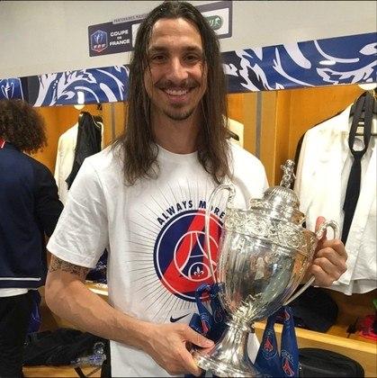 Quando deixou o clube francês, Zlatan fez questão de deixar claro que havia mudado o patamar do PSG.