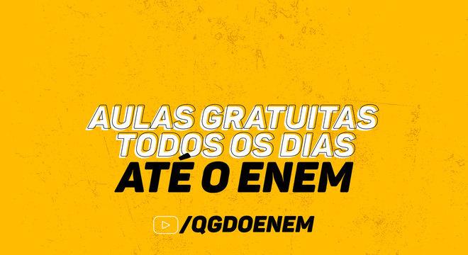 quarentena ENEM
