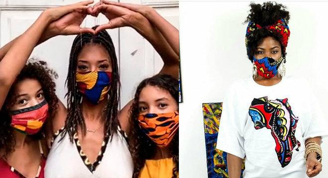 De arrecadação de fundos a produção de máscaras, conheça os projetos que buscam driblar crise nas periferias