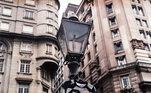 As fotos de apresentação da nova peça foram feitas em pontos turísticos de São Paulo. O elenco deverá estrear a roupa no clássico contra o São Paulo, no fim de semana