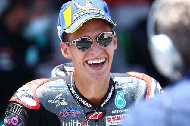 Quartararo conseguiu sua segunda vitória na MotoGP