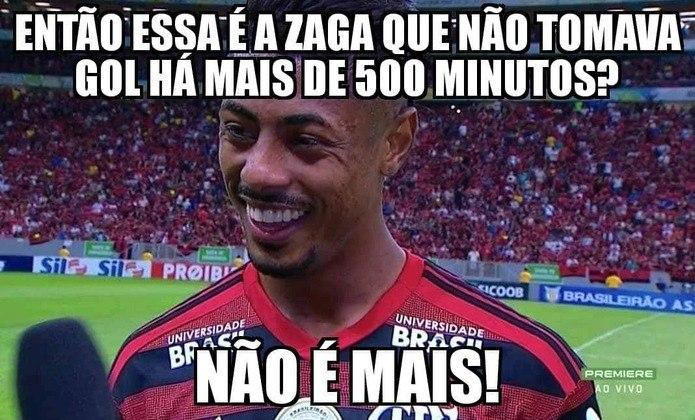 Quartas de final (ida - 21/08/19) - Flamengo 2 x 0 Internacional