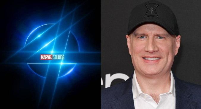 Kevin Feige contou que revelação do elenco de 'Quarteto Fantástico' deve demorar
