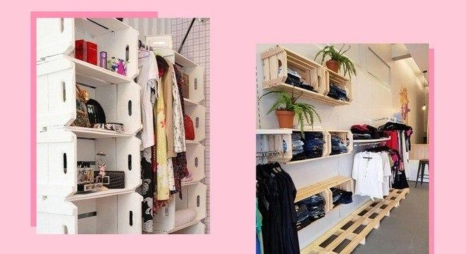 Quarto sem armário: 7 ideias para organizar as roupas gastando pouco