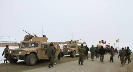 Otan pode retirar tropas do Afeganistão em setembro