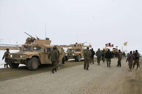 Ataque do talibã deixa 29 mortos no Afeganistão