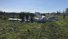 Queda de avião de pequeno porte deixa dois mortos na Argentina