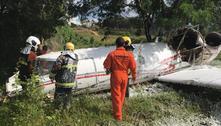 Falha em trem de pouso pode ter causado acidente de avião em BH